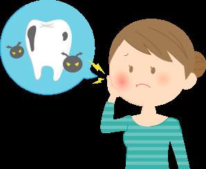 親知らず(埋没歯)の抜歯 い歯科 大阪西区 九条の歯医者
